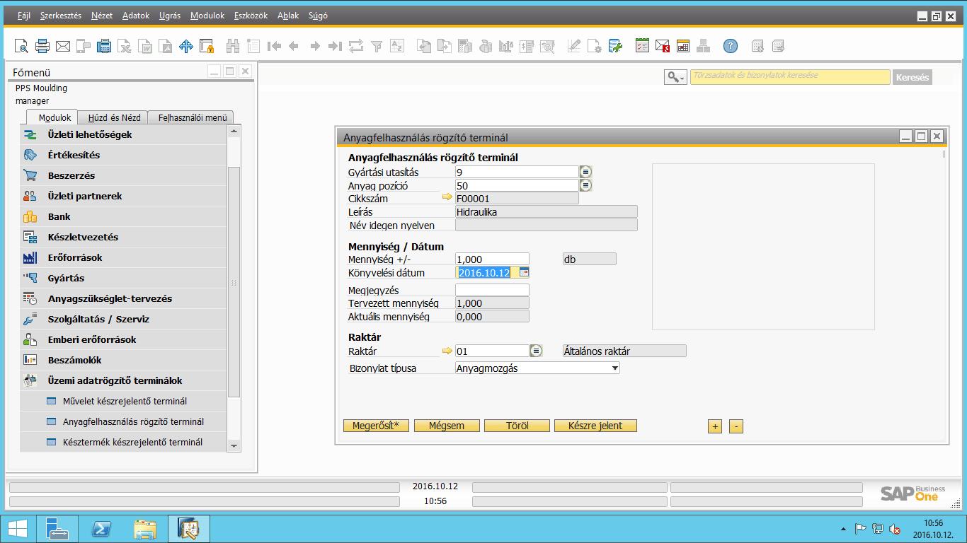 Üzemi adatgyűjtés 02